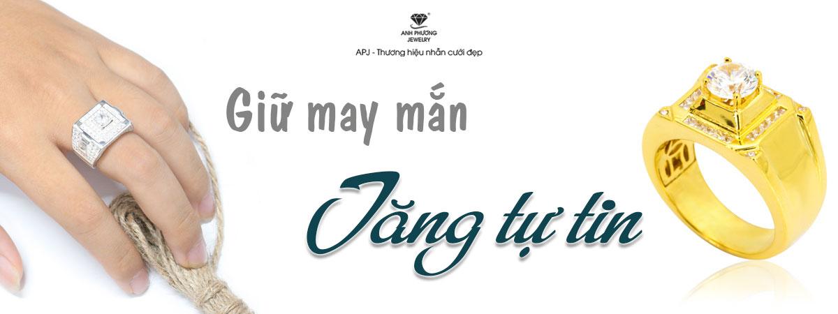 banner nhẫn nam