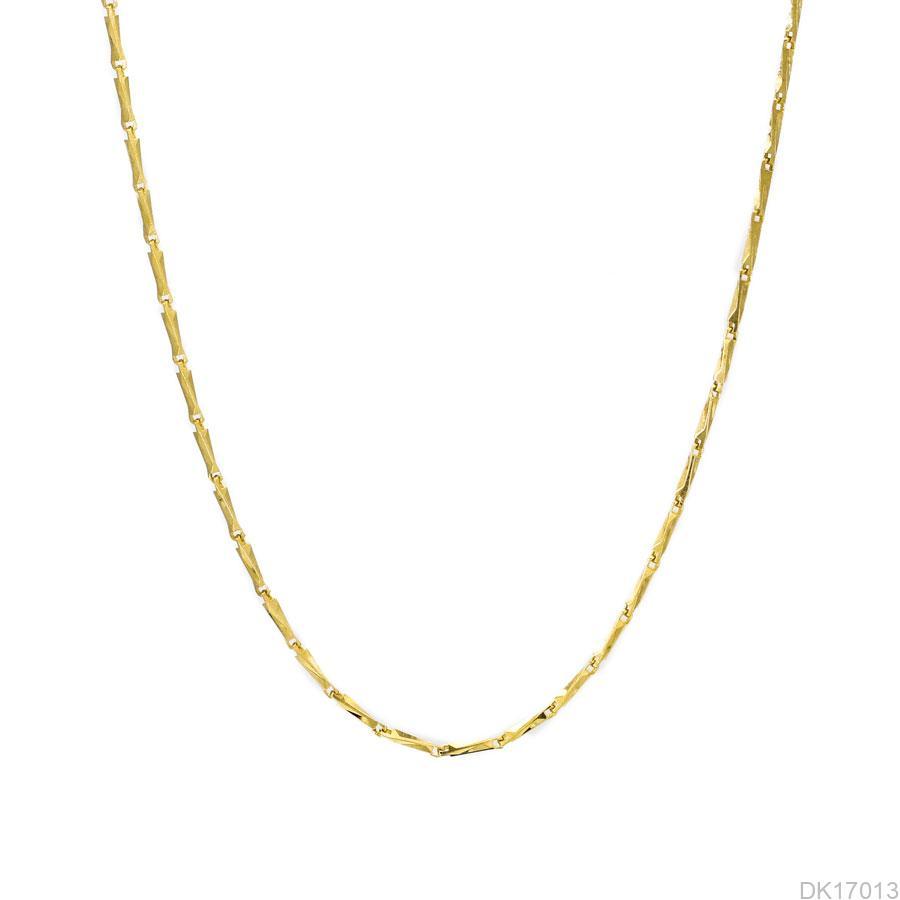 Dây Chuyền Nữ Vàng Vàng 14K - DK17013
