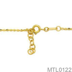 Lắc Tay Vàng Vàng 18k - MTL0122
