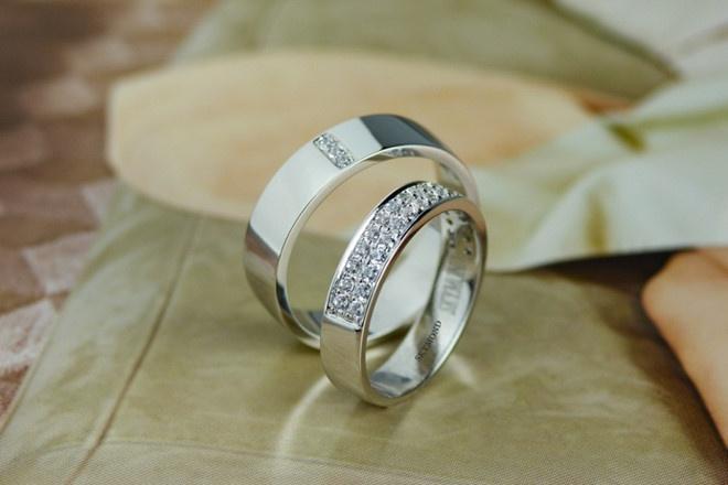 Tại sao nên lựa chọn trang sức cưới bạch kim? - 1
