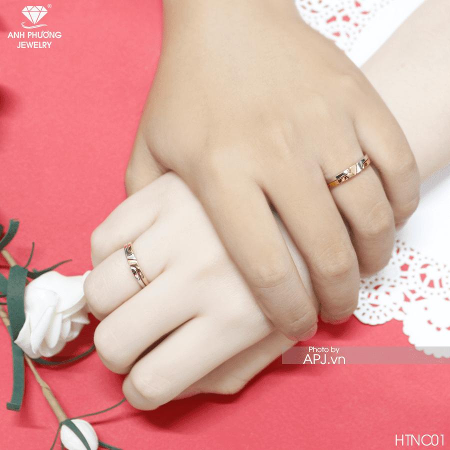 Nhẫn cưới cho mùa Thu Đông