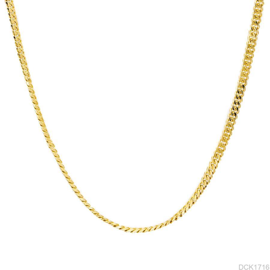 Dây Chuyền Vàng Vàng 18k - DCK1716