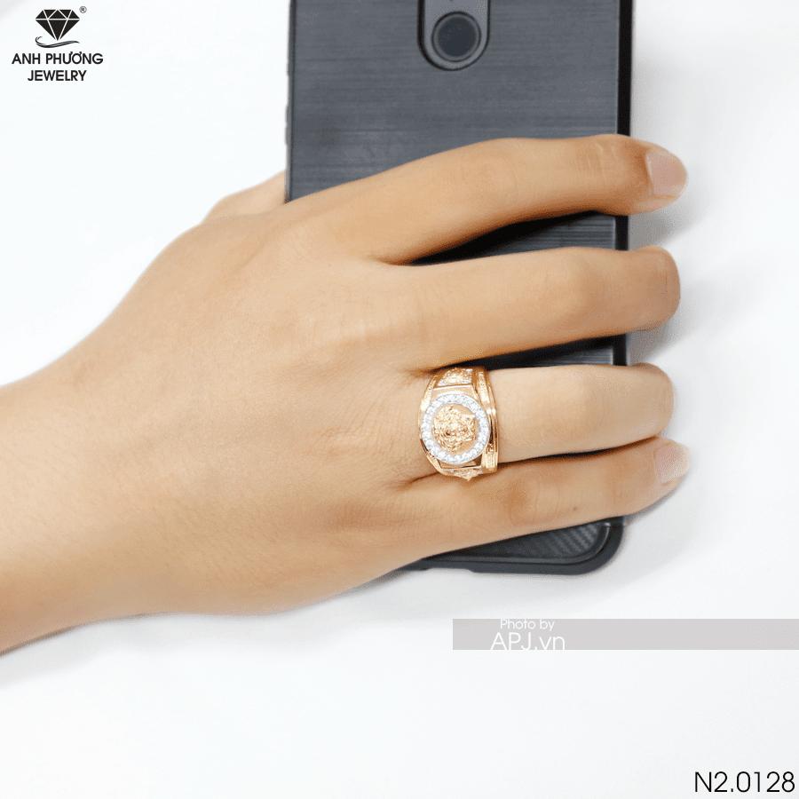 Nhẫn theo màu da N2.0128