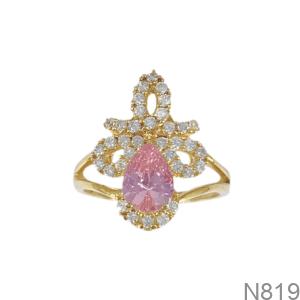 Nhẫn Nữ Vàng Vàng 18K - N819