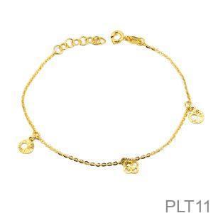 Lắc Tay Vàng Vàng 18k - PLT11