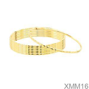 Vòng Ximen Vàng Vàng 18k - XMM16