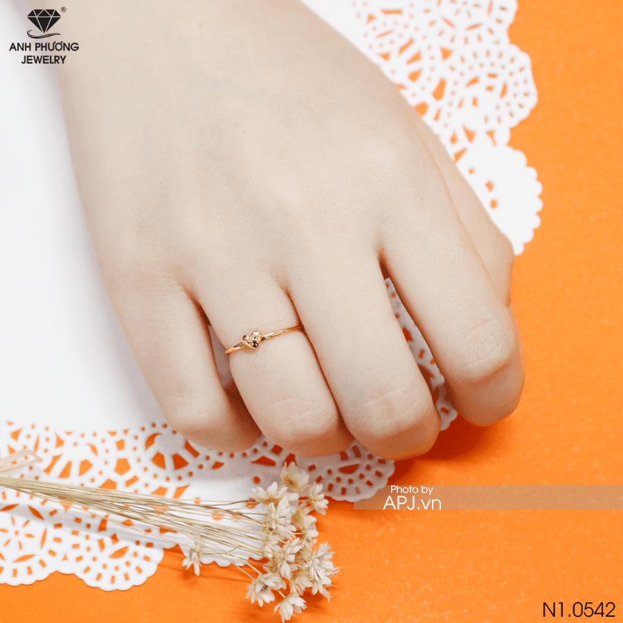Nhẫn vàng nữ N1.0542