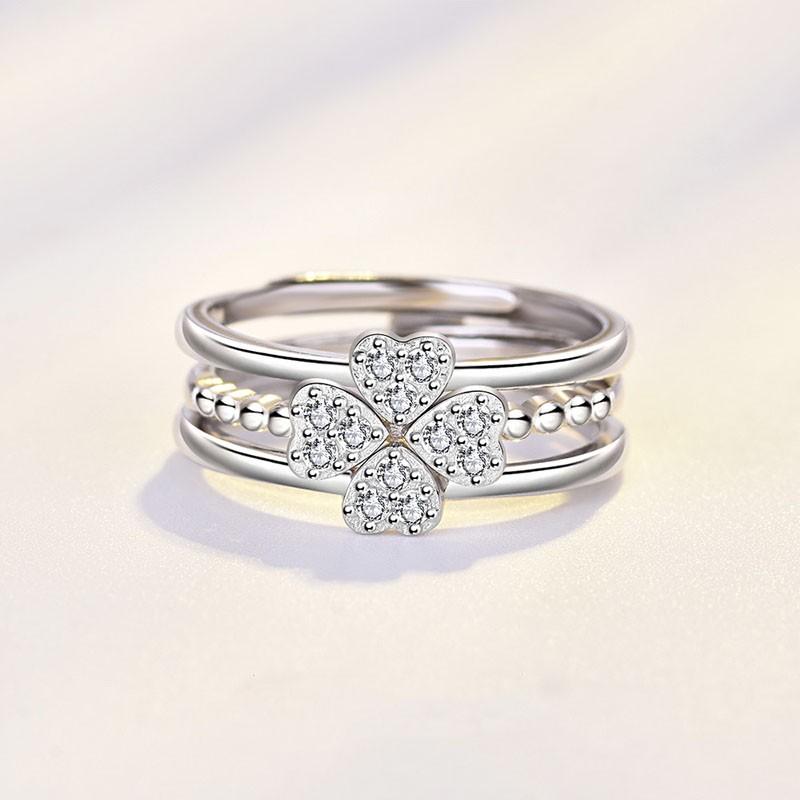 Nhẫn vàng nữ cỏ 4 lá có ý nghĩa gì?