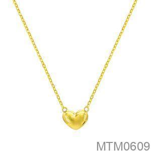 Dây Cổ Vàng Vàng 18K (610) - MTM0609
