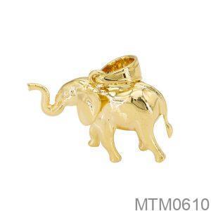 Mặt Dây Vàng Vàng 18K - MTM0610