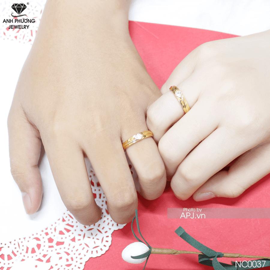 Nhẫn cưới đẹp NC0037