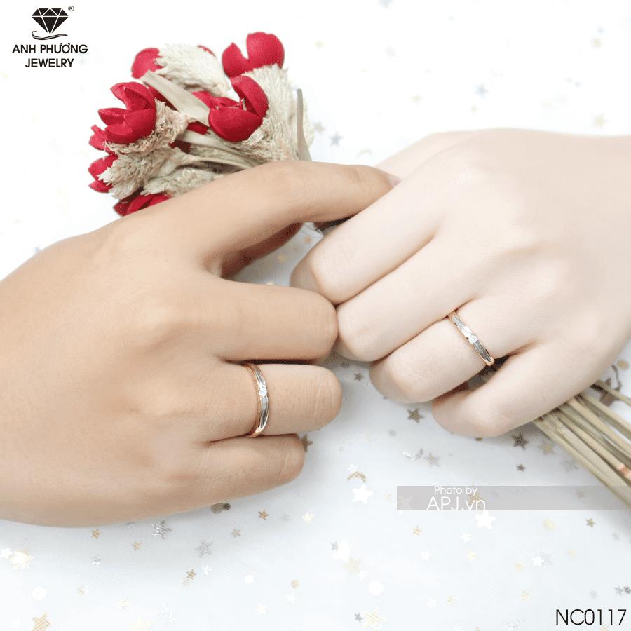 Nhẫn cưới được chế tác như thế nào?