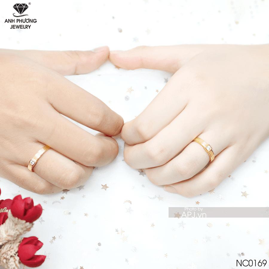 nhẫn cưới được chế tác như thế nào