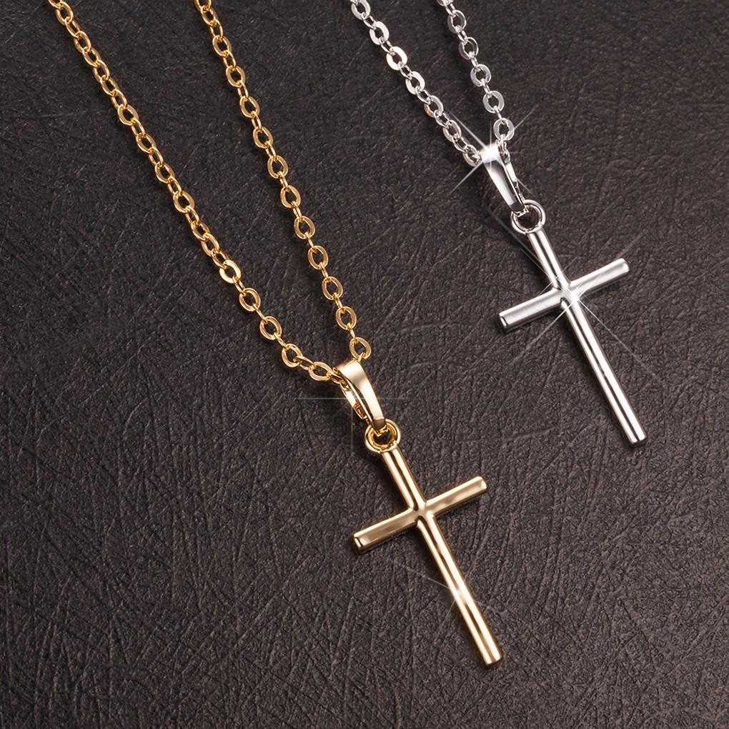 Các mẫu mặt dây chuyền thánh giá nữ