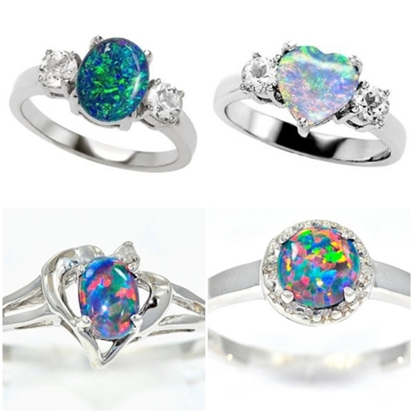 Ý nghĩa trang sức đá Opal 2