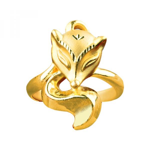 Ý nghĩa của nhẫn hồ ly? Nên đeo nhẫn hồ ly ngón nào?