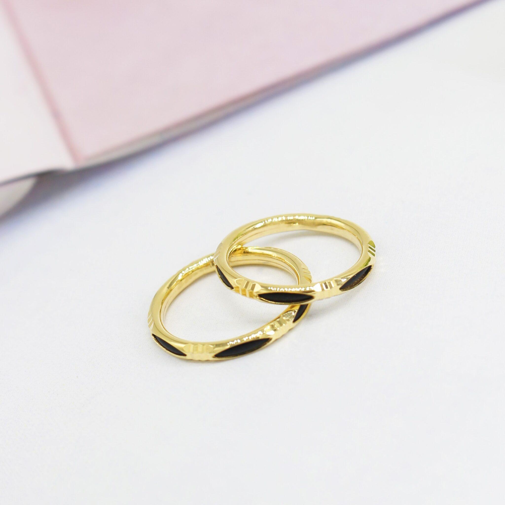 Ý nghĩa của nhẫn cưới lông voi 1