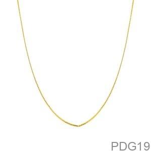 Dây Chuyền Vàng Vàng 18K - PDG19
