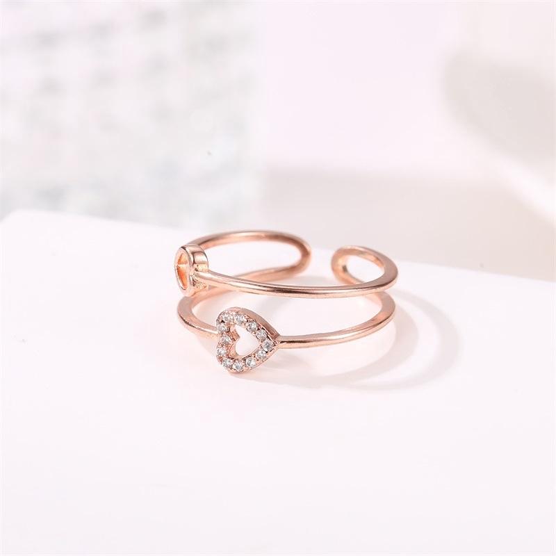 Nhẫn nữ trái tim