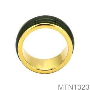 Nhẫn Nam Vàng Vàng 18K - MTN1323