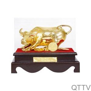 Trâu Vàng Như Ý - QTTV