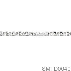 Dây Chuyền Bạc Nam - SMTD0040