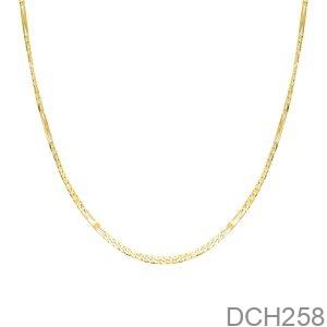 Dây Chuyền Vàng Vàng 18K - DCH258