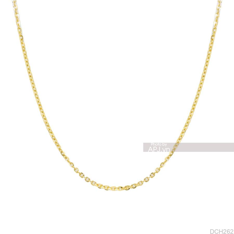 Dây Chuyền Vàng Vàng 18K - DCH262