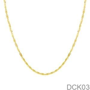 Dây Chuyền Vàng Vàng 18K - DCK03