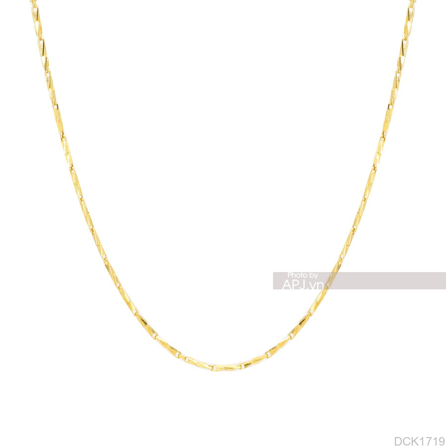 Dây Chuyền Vàng Vàng 14K - DCK1719