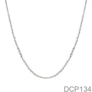 Dây Chuyền Vàng Trắng 10K - DCP134
