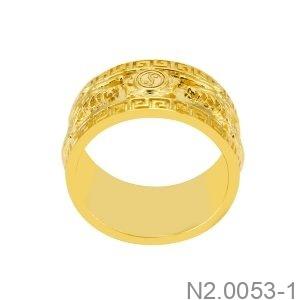 Nhẫn Nam Rồng Vàng Vàng 18K - N2.0053-1