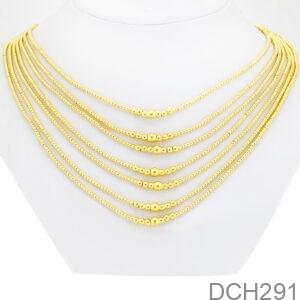 Dây Chuyền Vàng 24K - DCH291