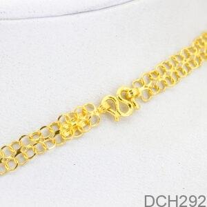 Dây Chuyền Vàng 24K - DCH292