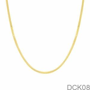 Dây Chuyền Vàng Vàng 18K - DCK08