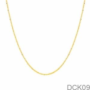 Dây Chuyền Vàng Vàng 18K - DCK09