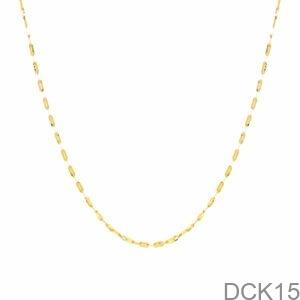Dây Chuyền Vàng Vàng 18K - DCK15
