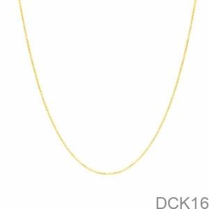 Dây Chuyền Vàng Vàng 18K - DCK16