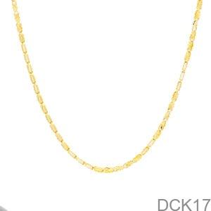 Dây Chuyền Vàng Vàng 18K - DCK17