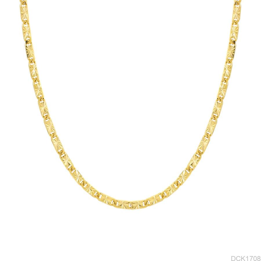 Dây Chuyền Vàng Vàng 10K - DCK1708