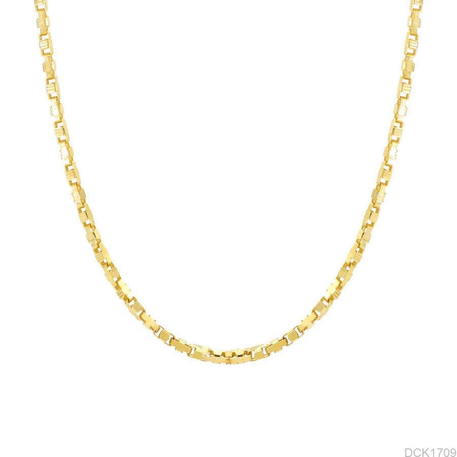 Dây Chuyền Vàng Vàng 10K - DCK1709