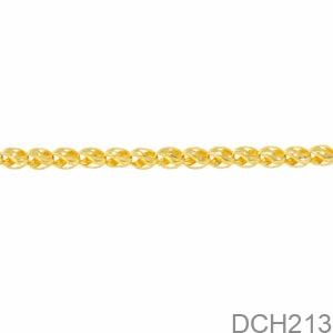 Dây Chuyền Cưới Vàng 24K - DCH213