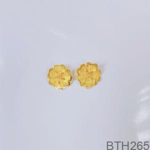 Bông Tai Cưới Vàng 24K - BTH265