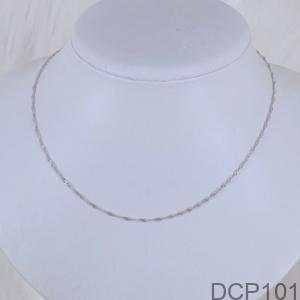 Dây Chuyền Nữ Vàng Trắng 10K - DCP101