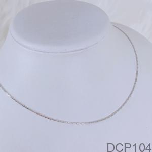 Dây Chuyền Nữ Vàng Trắng 10K - DCP104