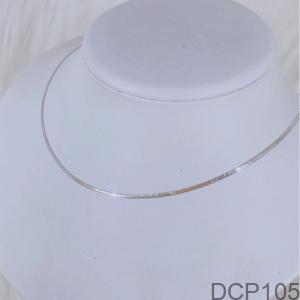 Dây Chuyền Nữ Vàng Trắng 10K - DCP105