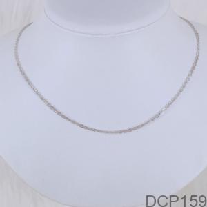 Dây Chuyền Nam Vàng Trắng 10K - DCP159