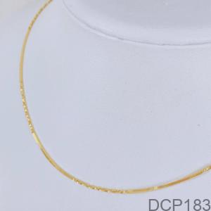 Dây Chuyền Nữ Vàng Vàng 18K - DCP183