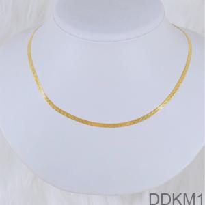 Dây Chuyền Nữ Vàng Vàng 18K - DDKM1