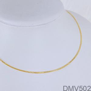 Dây Chuyền Nữ Vàng Vàng 18K - DMV502